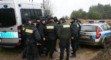 Szczęśliwy finał poszukiwań. 54-latek został odnaleziony przez przysuskich policjantów