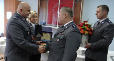 Zastępca Komendanta Miejskiego Policji przechodzi na emeryturę