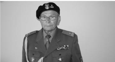 Nie żyje Franciszek Sołśnia - żołnierz Armii Krajowej