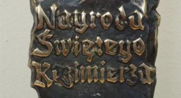 Nagroda im. Św. Kazimierza A.D. 2019