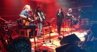 Koncert zespołu Mistrz i Małgorzata w Cafe Elektrownia