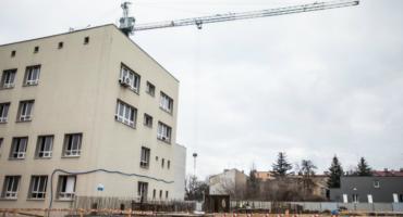 Trwa budowa Centrum Rehabilitacji