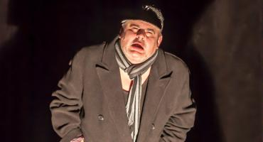 """Ars scaenica: """"Pierwsza miłość"""" – monodram na podstawie opowiadania Samuela Becketta"""