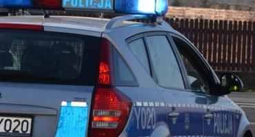 Policjanci ze Skaryszewa uratowali desperata