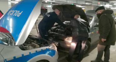 Kozieniccy policjanci pomagają na 112 sposobów