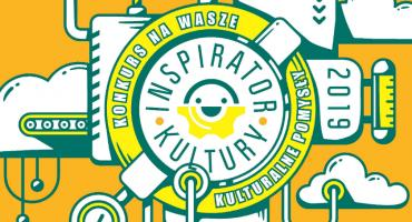 Inspirator kultury 2019. Konkurs na Wasze kulturalne pomysły