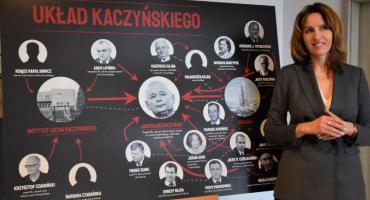 """Posłanka PO Anna Białkowska o """"Układzie Kaczyńskiego"""": Prawda zawsze wyjdzie na jaw"""
