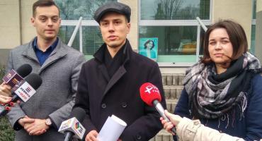 Forum Młody PiS w Radomiu apeluje o potępienie hejtu i mowy nienawiści [FOTO]