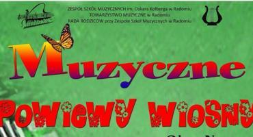 """Koncert """"Muzyczne Powiewy Wiosny"""" w Zespole Szkół Muzycznych"""