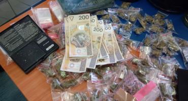 Odpowie za znaczne ilości narkotyków