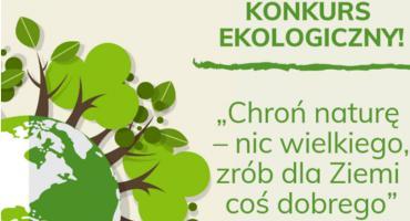 Konkurs ekologiczny dla przedszkolaków