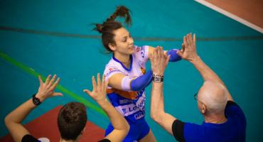 E.Lelerc Radomka Radom przegrała pierwszy mecz o 7. miejsce