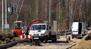 Na Kończycach i Kierzkowie drogowcy zaczęli prace od zachodniej strony