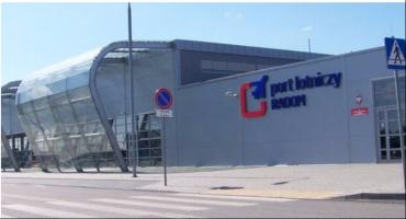 Przedłużenie terminu składania ofert na przebudowę oraz wydłużenie drogi startowej na lotnisku Radom Sadków
