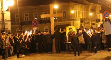 Droga Krzyżowa ulicami Radomia [FOTO]