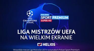 Liga Mistrzów UEFA na wielkim ekranie. Kino Helios zaprasza na najbliższe transmisje