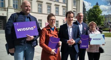 Partia Wiosna: Popieramy program Europy równych szans [FOTO]