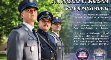 Noc Muzeów w Komendzie Wojewódzkiej Policji zs. w Radomiu