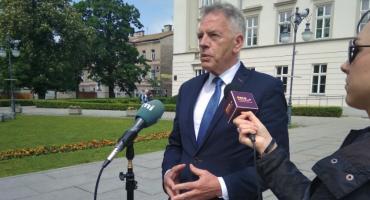 Dariusz Rosati: Mieszkańcy Mazowsza oczekują poprawy infrastruktury komunikacyjnej, służby zdrowia i polityki senioralnej