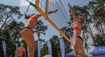 Grand Prix Polski w Siatkówce Plażowej Kobiet - Kozienice 2019