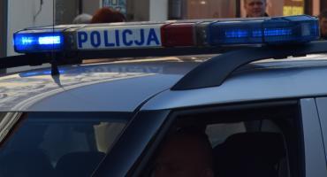 Policyjna eskorta samochodu ratująca życie 7-latka