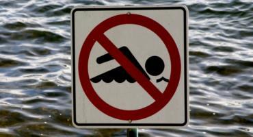 Straż Miejska przypomina: Nie ignorujmy zakazów kąpieli