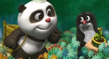 Filmowe Poranki: Krecik i Panda cz. 1 w kinie Helios. Wygraj wejściówkę! [KONKURS]