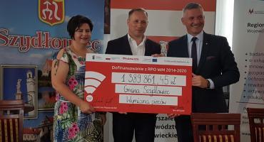 Blisko 1,4 mln zł z UE na wymianę pieców w gminie Szydłowiec