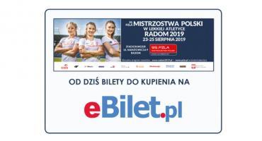 Rusza sprzedaż biletów na Mistrzostwa Polski w Lekkiej Atletyce