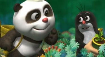 Filmowe Poranki: Krecik i Panda cz. 3 w Kinie Helios. Wygraj wejściówkę! [KONKURS]