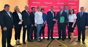 287 tys. zł z budżetu Mazowsza dla powiatu lipskiego