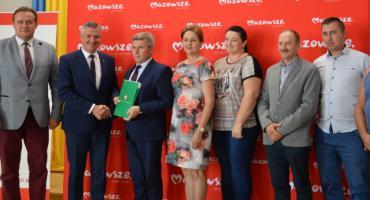 Ponad 2,3 mln zł z budżetu Mazowsza dla powiatu białobrzeskiego
