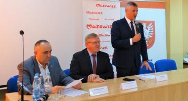 Ponad 1,4 mln zł z budżetu Mazowsza pracownie i boiska