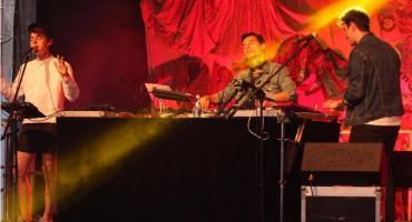 Koncert zespołu Kamp! w Fosie Pełnej Kultury [FOTO]