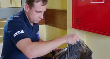 Zaczął zbierać nakrętki, by pomóc dziecku choremu na pęcherzowe oddzielanie się naskórka