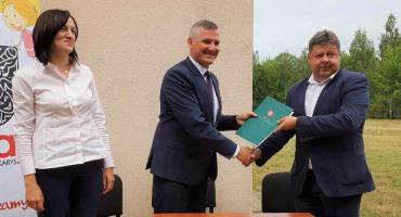 Ponad 1,1 mln zł z budżetu Mazowsza dla powiatów grójeckiego, radomskiego, szydłowieckiego, zwoleńskiego oraz lipskiego
