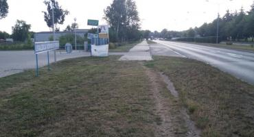 Radomski Program Drogowy. Powstanie chodnik przy ul. Maratońskiej