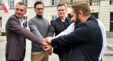 """Skuteczni Piotra """"Liroya"""" Marca. Nowa siła polityczna w naszym mieście [FOTO]"""