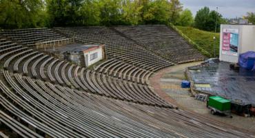 Amfiteatr do przebudowy