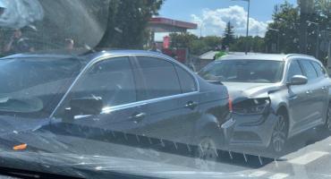 Kolizja trzech aut na Zbrowskiego! [FOTO]