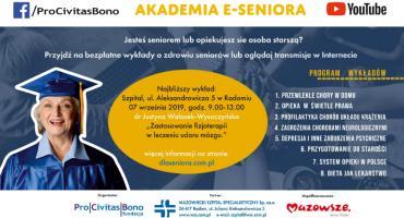 Akademia E-Seniora w Mazowieckim Szpitalu Specjalistycznym w Radomiu