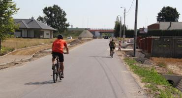 Rozbudowa drogi powiatowej nr 3507W Taczówek-Taczów-Milejowice