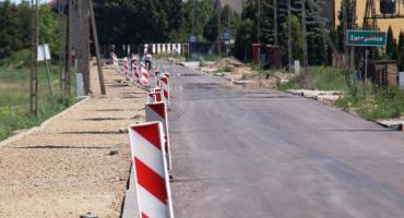Utrudnienia na trasie Golędzin-Zatopolice