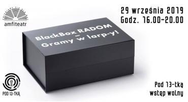 """""""BlackBox Radom"""" – Gramy w larpy!"""