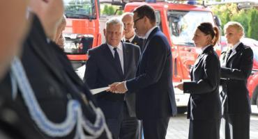 Wsparcie OSP z regionu radomskiego [FOTO]