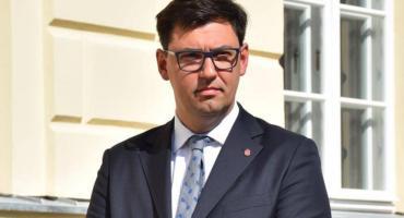 Poseł-elekt Konrad Frysztak: Moim pierwszym postulatem w Sejmie będzie 100 mln zł dla radomskiego szpitala