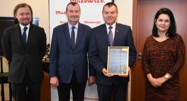 Gmina Rzeczniów Liderem Zmian 2019 r.