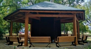 Park na Obozisku oddany do użytku
