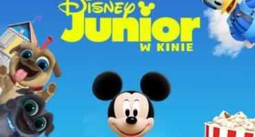 Disney Junior w kinie Helios. Wygraj wejściówkę! [KONKURS]