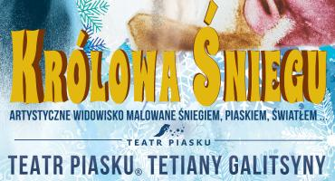 Teatr Piasku Tetiany Galitsyny zaprasza na spektakl